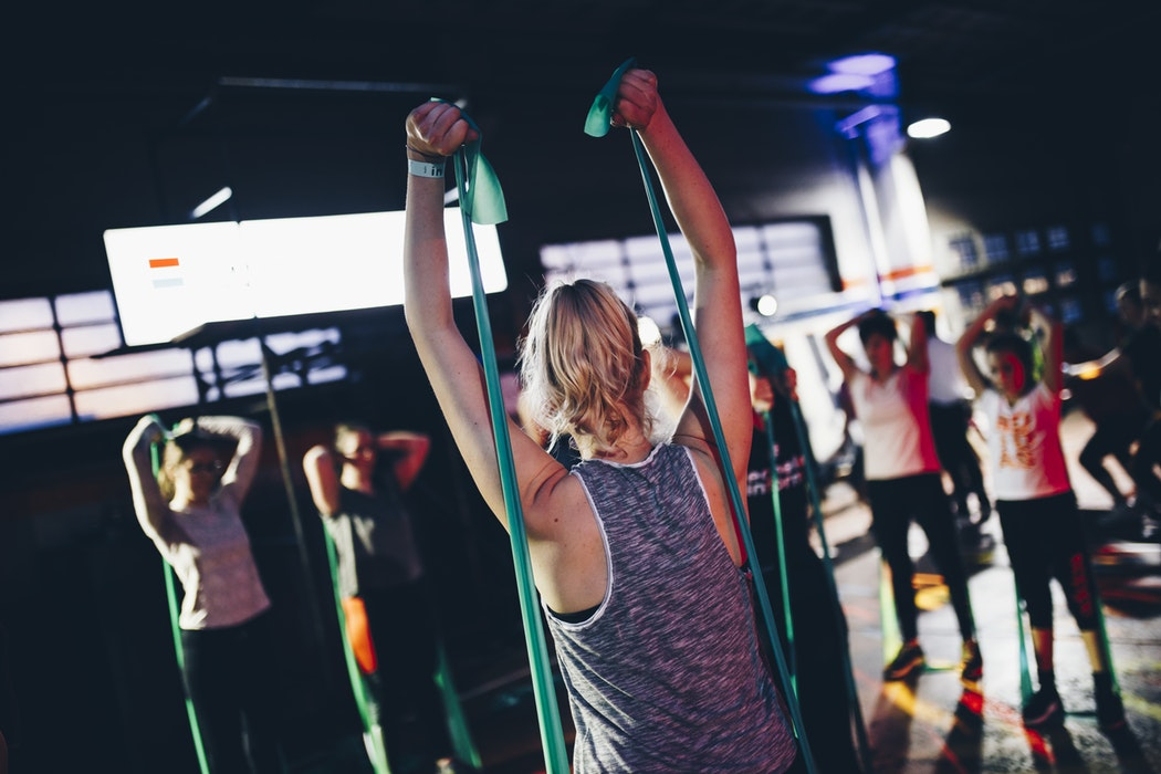 3 Astounding Advantages To Group Personal Training